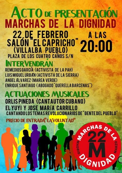 ACTO 22-F VILLALBA MARCHAS DE LA DIGNIDAD