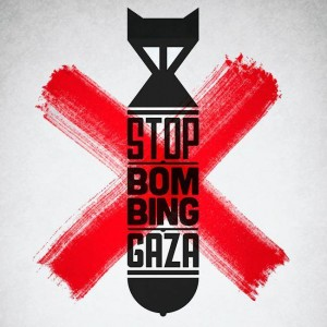 stopbombingGaza